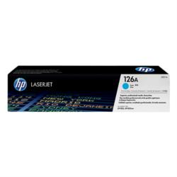 HP 126A-CE311A Cyan Toner Cartridge